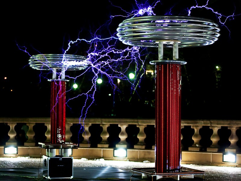 South Seattle College >> The Awesome Foundation : Music for Tesla coils