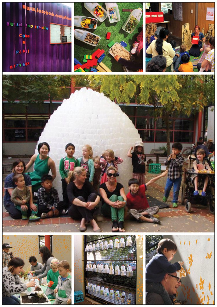 The Awesome Foundation Sunshine Children 39 S Garden