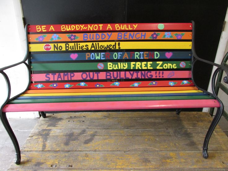 The Awesome Foundation Buddy Benches