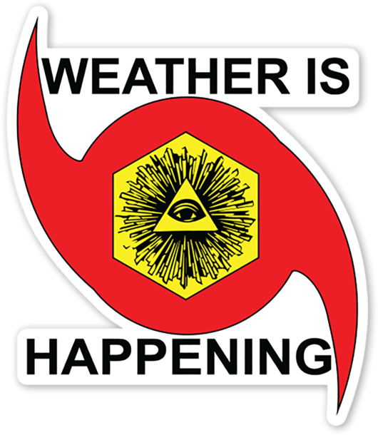 The Awesome Foundation : WEATHER IS HAPPENING