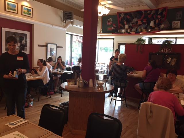 Cafe Rio In Denver Co